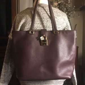 NWB 100%Authentic Dolce Gabbana Large Leather Tote